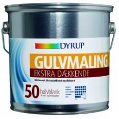 Dyrup Gulvmaling Ekstra Dækkende Olie 50