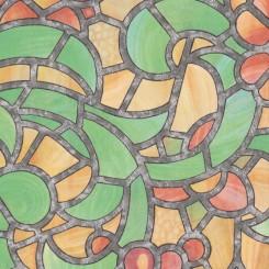 Selvklæbende folie mønstret 10002