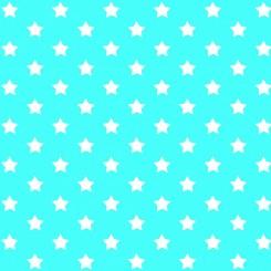Selvklæbende folie blå stjerner 13417