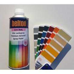 Spraymaling i Ral farver