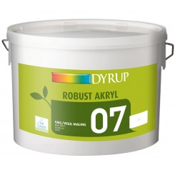 Robust Acryl 07 standardfarve