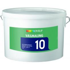 Vægmaling 10 Standardfarve