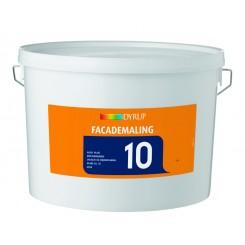 Dyrup Acryl facademaling 10 Tonet