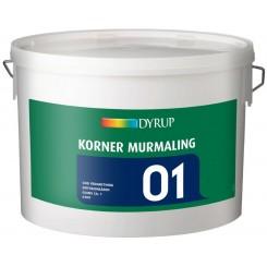 Dyrup korner murmaling 01
