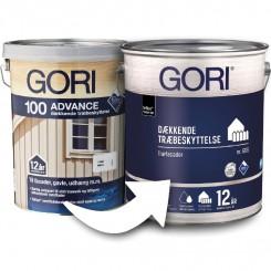 GORI Dækkende 606 Standard Farver