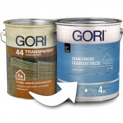 Gori Transparent Træbeskyttelse 502 tonet