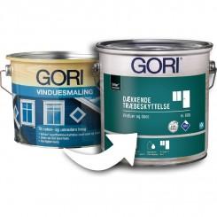 Gori Dækkende Træbeskyttelse 608 Standard farve
