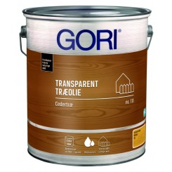GORI Transparent Træolie 111