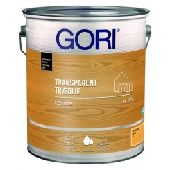 GORI Transparent Træolie 109