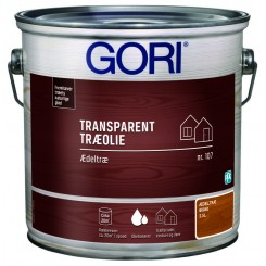 Gori Transparent Træolie 107