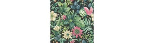 Blomstret Tapet